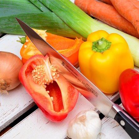 Lihanuijat, keittiöveitset ja teroittimet