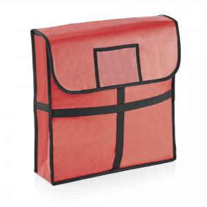 Pizzan kuljetuslaukku 2.lle pizzalaatikolle 460x460x11 mm